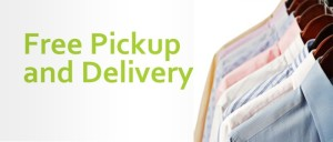Oakbrook cleaners free pickup and delivery